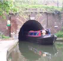 The west portal of Islington Tunnel